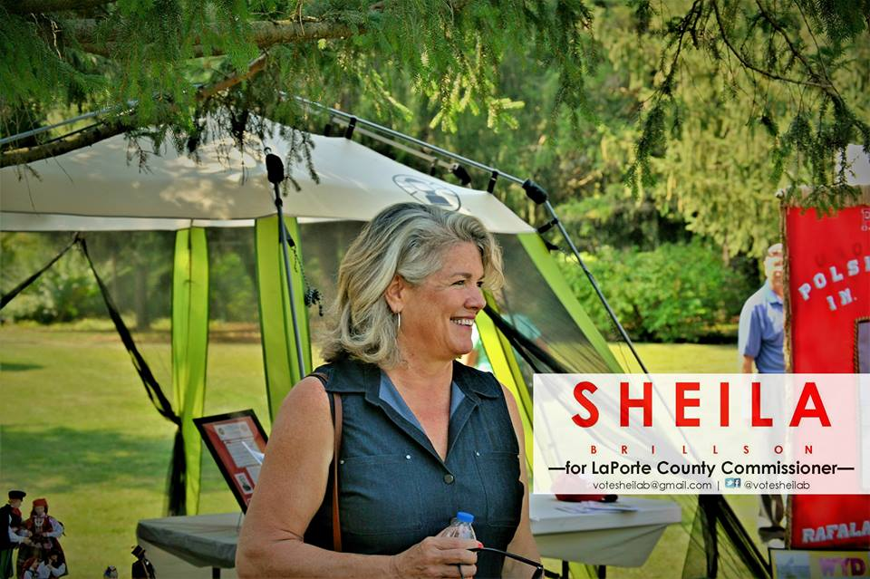Sheila Brillson — Donate via ActBlue
