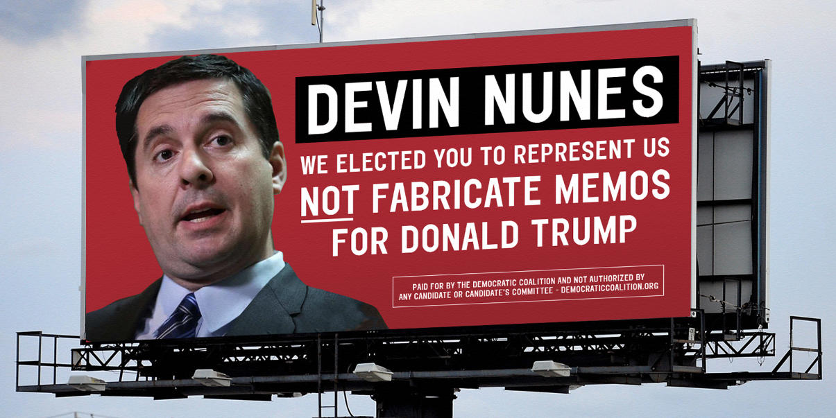 Image result for PHOTOS OF DEVIN NUNES