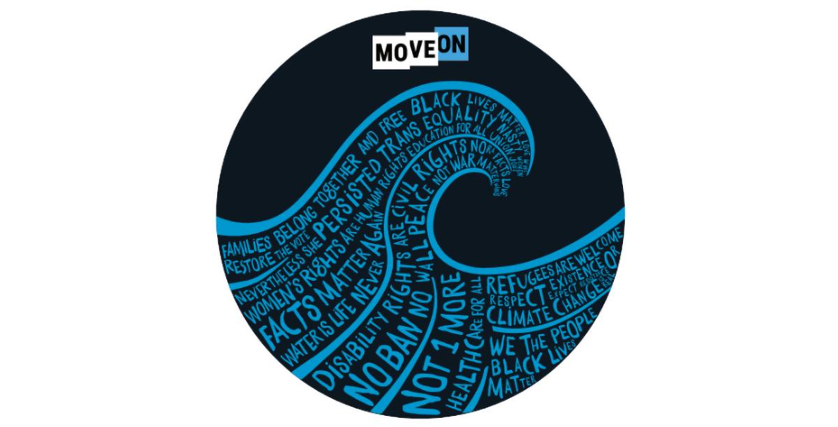 MoveOn org Political Action — Donate via ActBlue