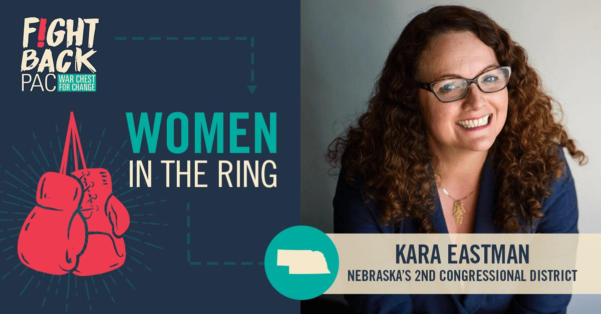 Women in the Ring: Kara Eastman