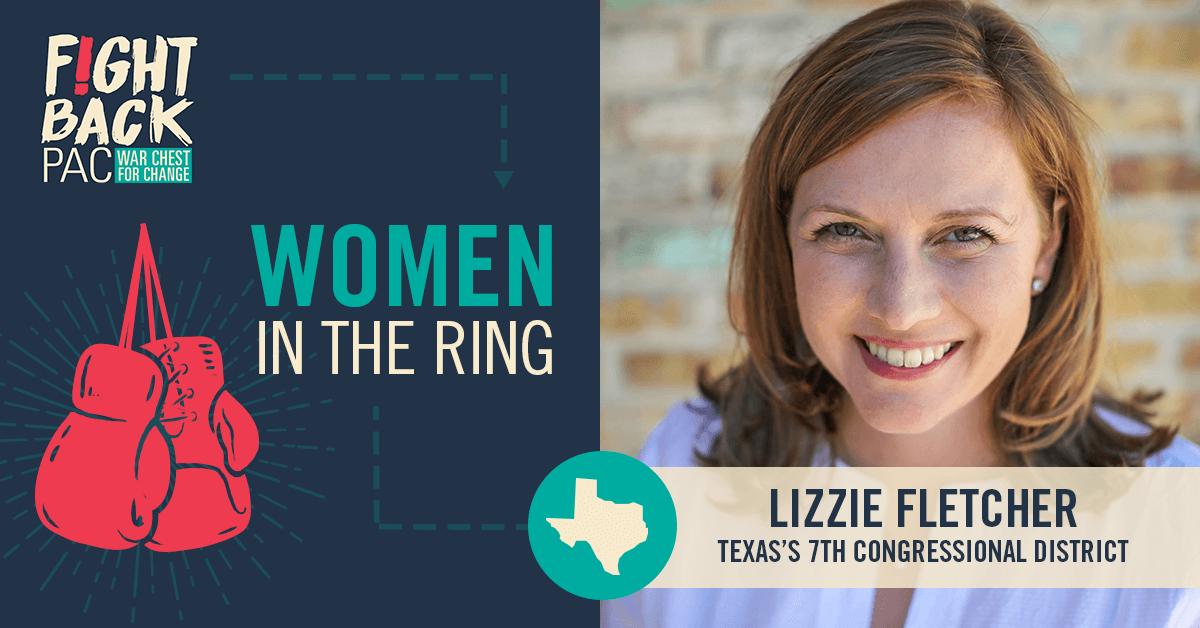Women in the Ring: Lizzie Fletcher