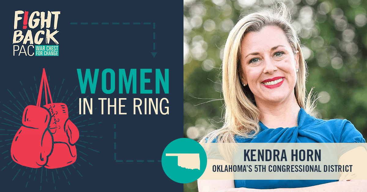 Women in the Ring: Kendra Horn
