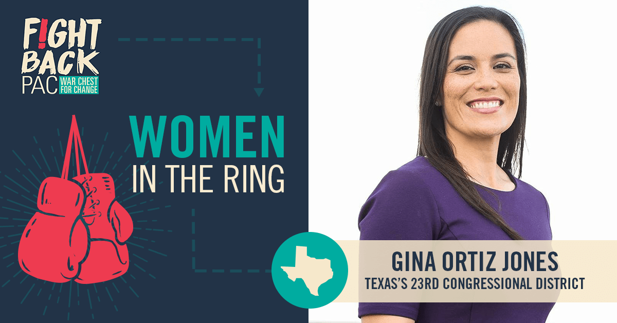 Women in the Ring: Gina Ortiz Jones