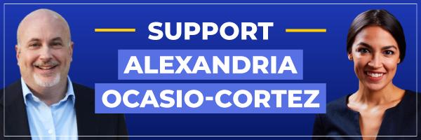 SUPPORT ALEXANDRIA OCASIO-CORTEZ