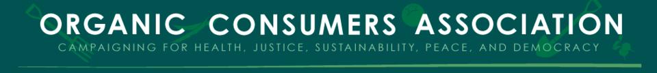 Organic Consumers Association Inc.