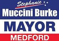 Mayor Stephanie Muccini Burke