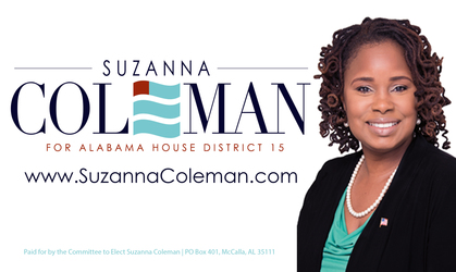 Suzanna Coleman