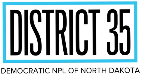 District 35 Democratic-NPL (ND)