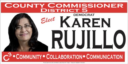 Karen M Trujillo