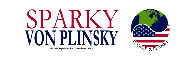 Sparky Von Plinsky