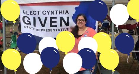 Cynthia Given