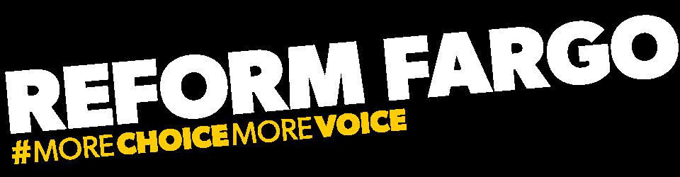 Reform Fargo