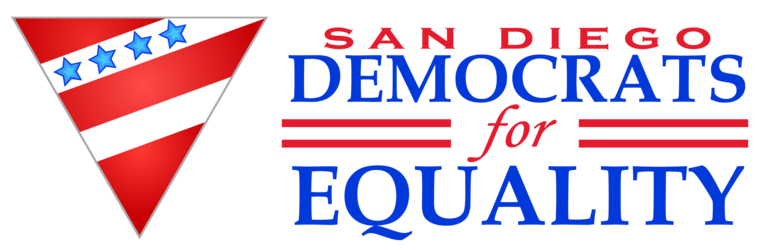 San Diego Democratic Club (CA) - Federal