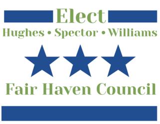 Evan Hughes, Cameron Spector, Carolyn Williams