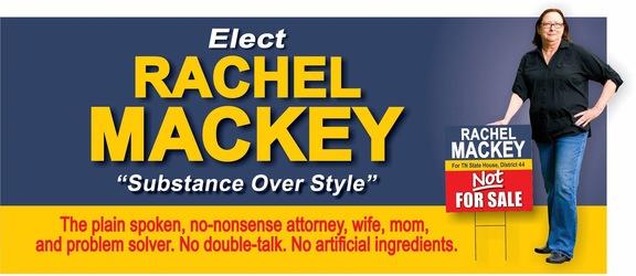 Rachel Mackey