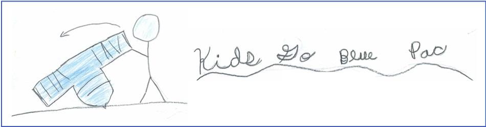 Kids Go Blue