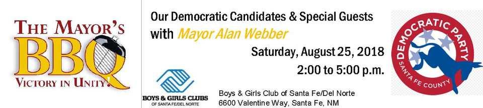 Democratic Party of Santa Fe County (NM)