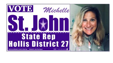 Michelle St John