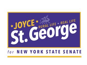 Joyce St George