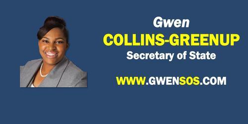 Gwen Collins-Greenup