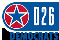 District 26 Democrats