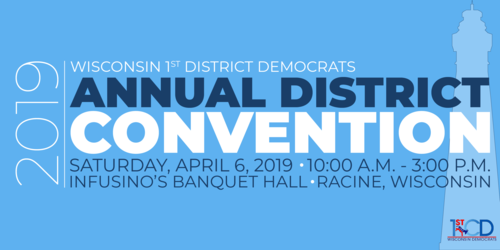 1st District Democrats (WI) - Federal