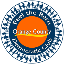 Feel the Bern Democratic Club, Orange County