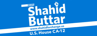Shahid Buttar for Congress
