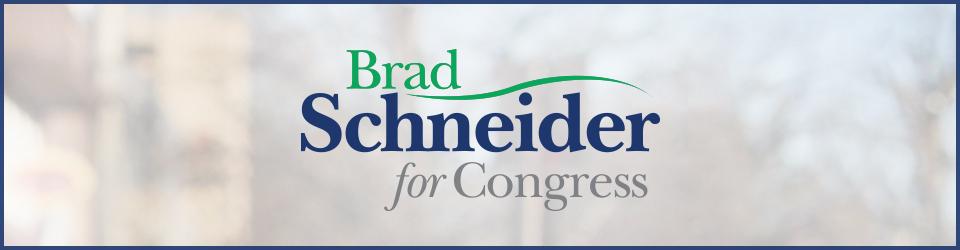 Brad Schneider OLD