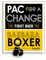 Barbara Boxer's PAC for a Change