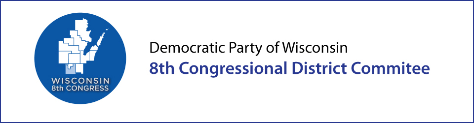 WI 8th Congressional District Democratic Party