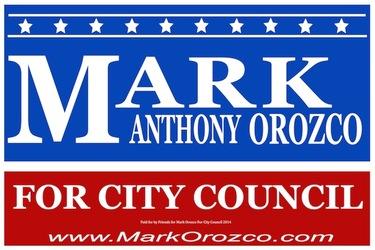 Mark A Orozco