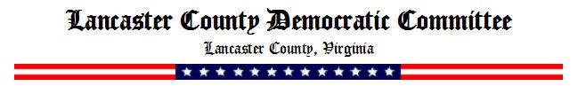Lancaster County Democratic Committee (VA)