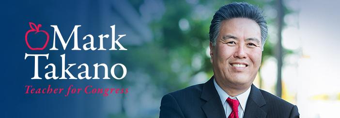 Mark Takano