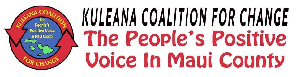 Kuleana Coalition for Change
