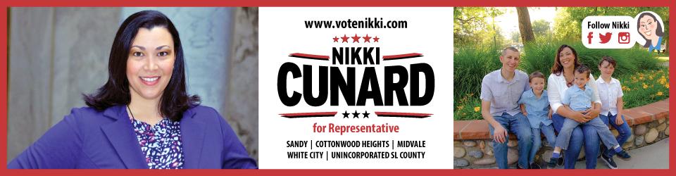 Nikki Cunard