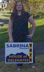 Sabrina Shrader