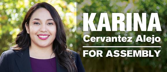 Karina Cervantez Alejo