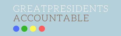 GreatPresidentsAccountable