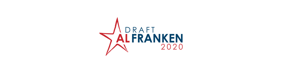 Draft Al Franken 2020 PAC