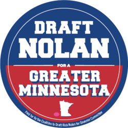 Coalition to Draft Rick Nolan for Governor