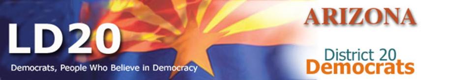 Arizona LD20 Democrats