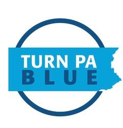 Turn PA Blue