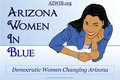 Image of Arizona Women In Blue
