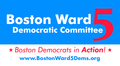 Image of Boston Ward 5 Democratic Committee