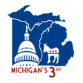 Image of Michigan Third Congressional District