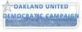 Image of Oakland United Democratic Campaign