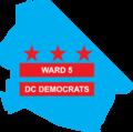 Image of DC Ward 5 Democratic Committee