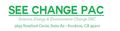 Image of SEE CHANGE - SCIENCE ENERGY & ENVIRONMENT CHANGE PAC