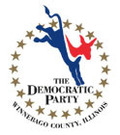 Image of Winnebago County Democratic Central Committee (IL)